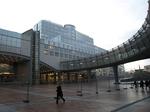 Brüsszel, Európa Parlament