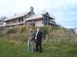 Hőszivattyú tervezés Aberystwyth-ben és London mellett egy tehén farmon